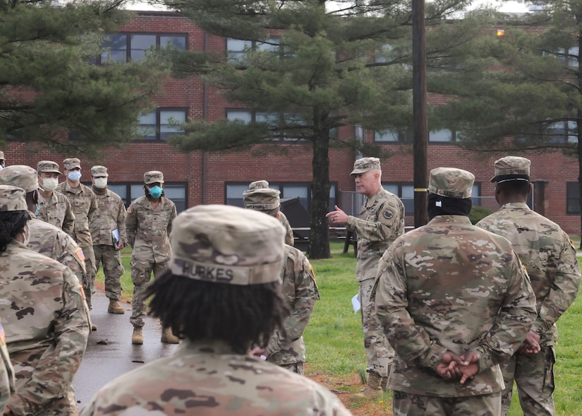 Army Reserve stands up medical units to battle COVID-19