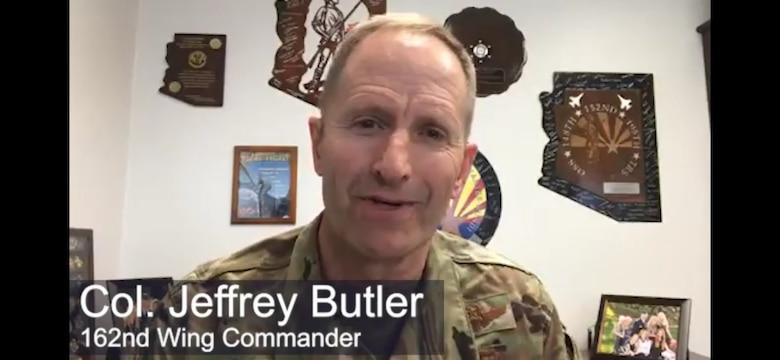 Col. Jeffrey butler