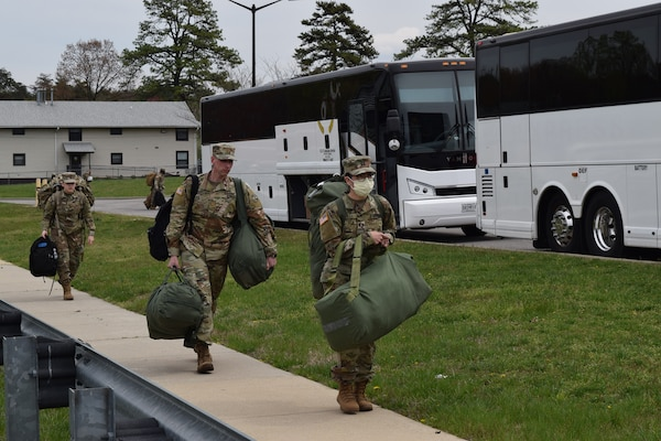 Army Deploys Medical Task Forces to Help Hard-Hit Communities