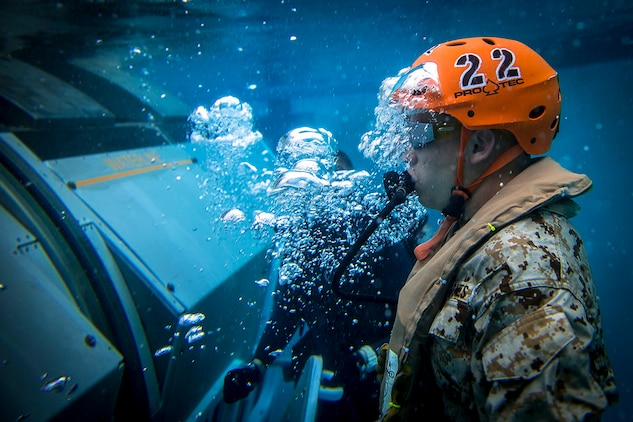 Popular training program increases Marine survivability