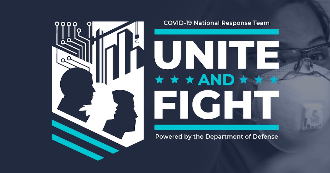 In collaboration with the COVID-19 National Response Team, AFVentures has created an industry portal to assess and respond to challenges presented by the pandemic. (U.S. Air Force graphic)