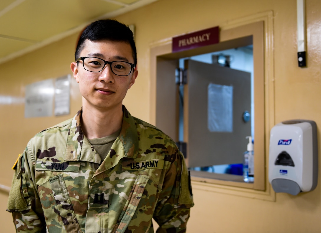 Army Reserve Soldiers double Comfort's pharmacy capacity
