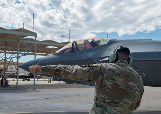 Luke AFB continues training mission
