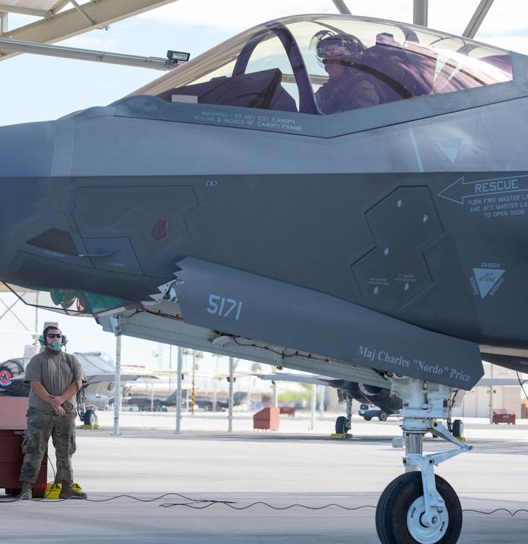 Luke AFB continues training mission
