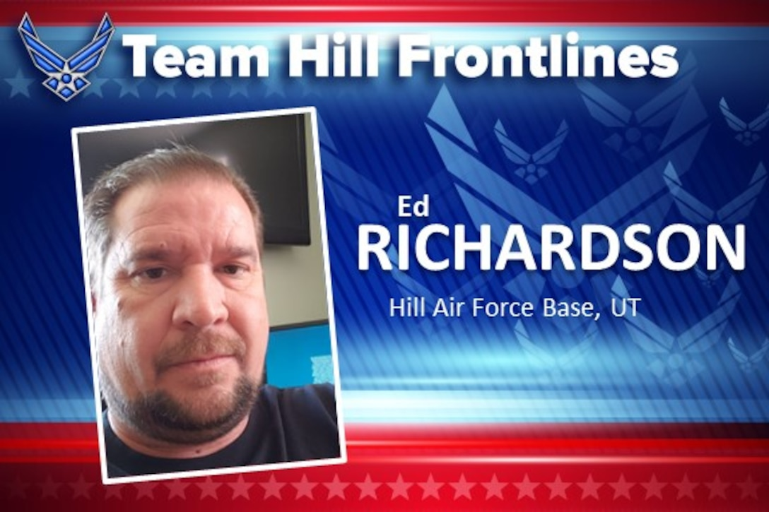 Team Hill Frontlines: Ed Richardson