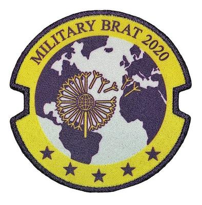 Military Brat badge