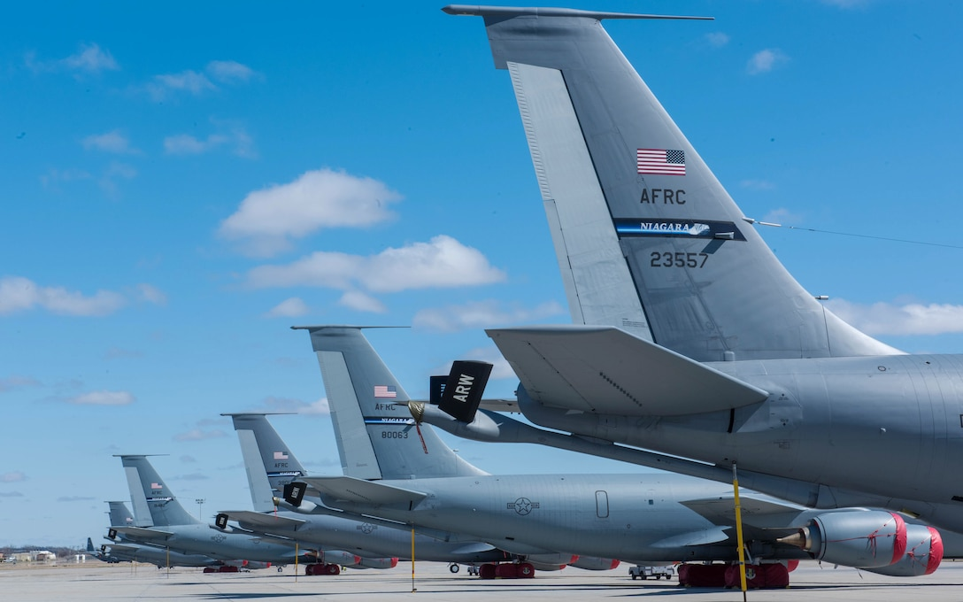 914th ARW Fully Operational Capable KC-135s