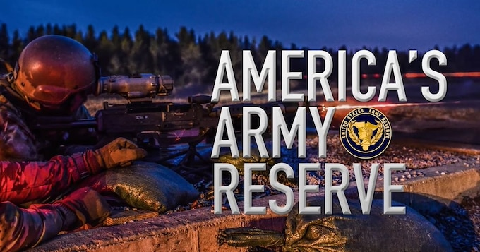 Today's Army Reserve covers more than 20 time zones across five continents. We are a battle-tested force facing a future with sophisticated adversaries. We must shift our focus and continue to adapt. We must be physically fit, mentally tough, and determined to defeat the enemy and dominate our foes. America's Army Reserve: the most capable, combat-ready, lethal federal reserve force in the history of the nation. (U.S. Army Reserve video by Calvin Reimold, Spc. Maria Casneiro and Sgt. 1st Class Jerimiah Richardson)