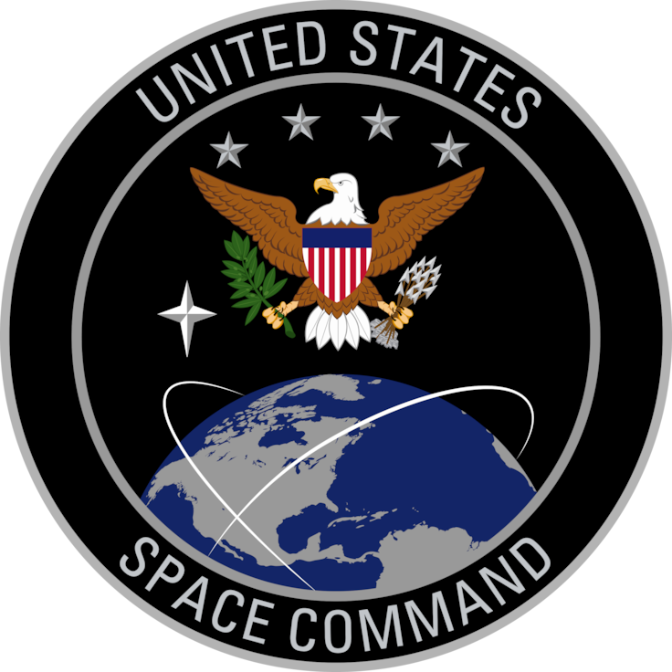 U.S. Space Command patch