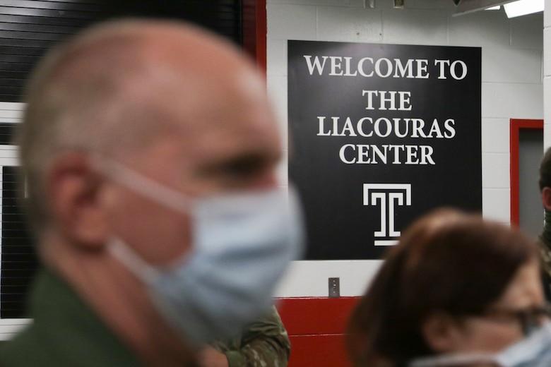 Task Force-Southeast surveys Liacouras Center