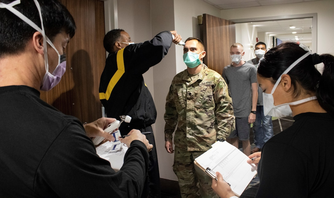New medical task force prepares to help the country