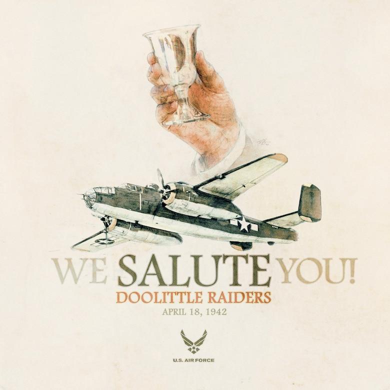 Doolitle Raiders graphic