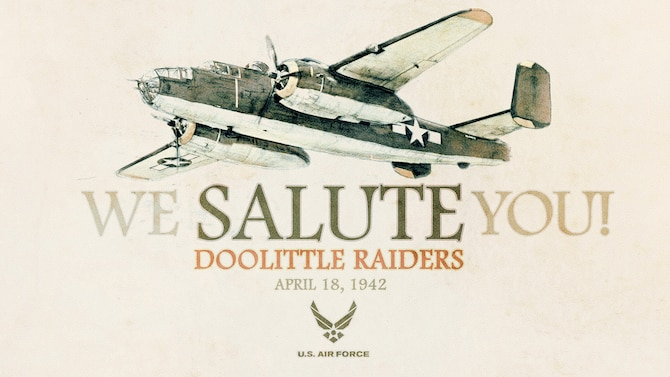 Doolitle Raiders graphic