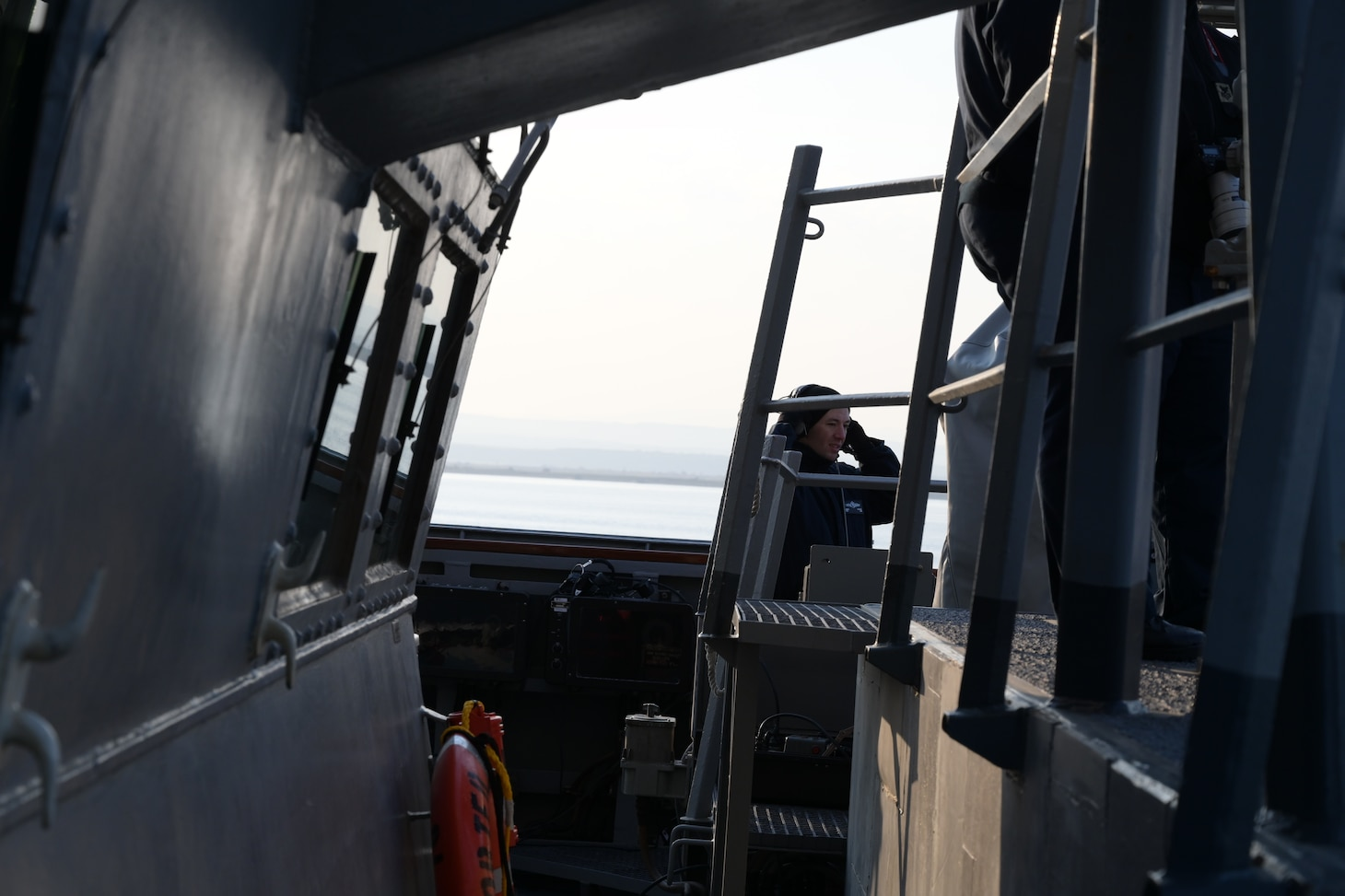 Black Sea; USS Porter (DDG 78)