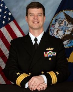 Rear Adm. Kevin P. Byrne, NAVSEA Warfare Centers