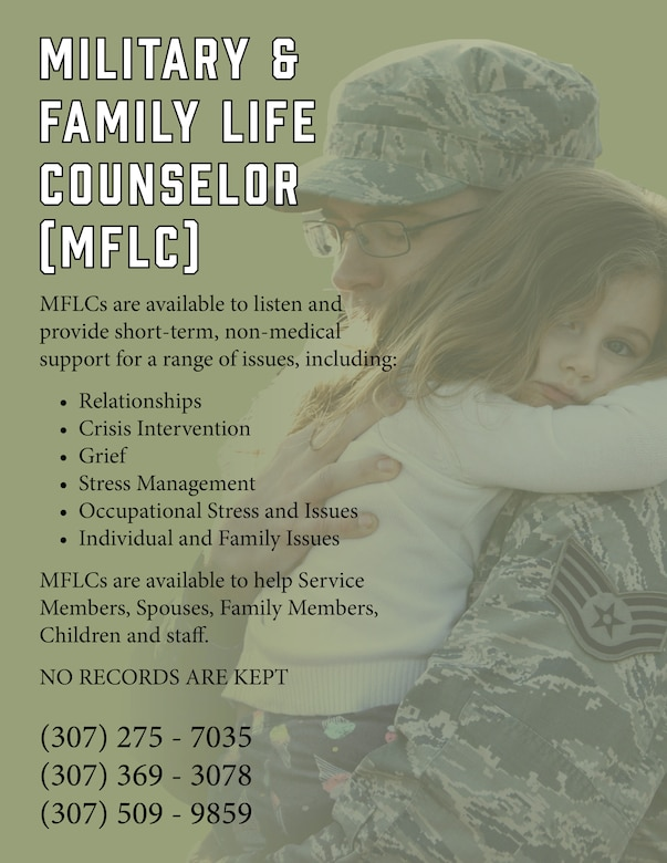 Graphic with MFLC information and numbers