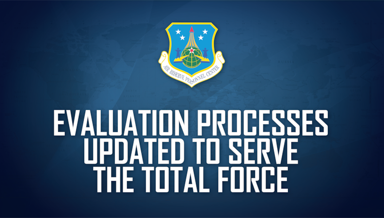 Civilian computer programmers assigned to HQ Air Reserve Personnel Center, Buckley AFB, Colo., introduced a new process to reduce the administrative burden of generating evaluations across the Air Force.  David Kent and Charles Mayfield, programmers from the Directorate of Future Operations and Integration (DPX), designed the new process which scans data points across multiple systems to generate an evaluation before submitting it to the member's unit.