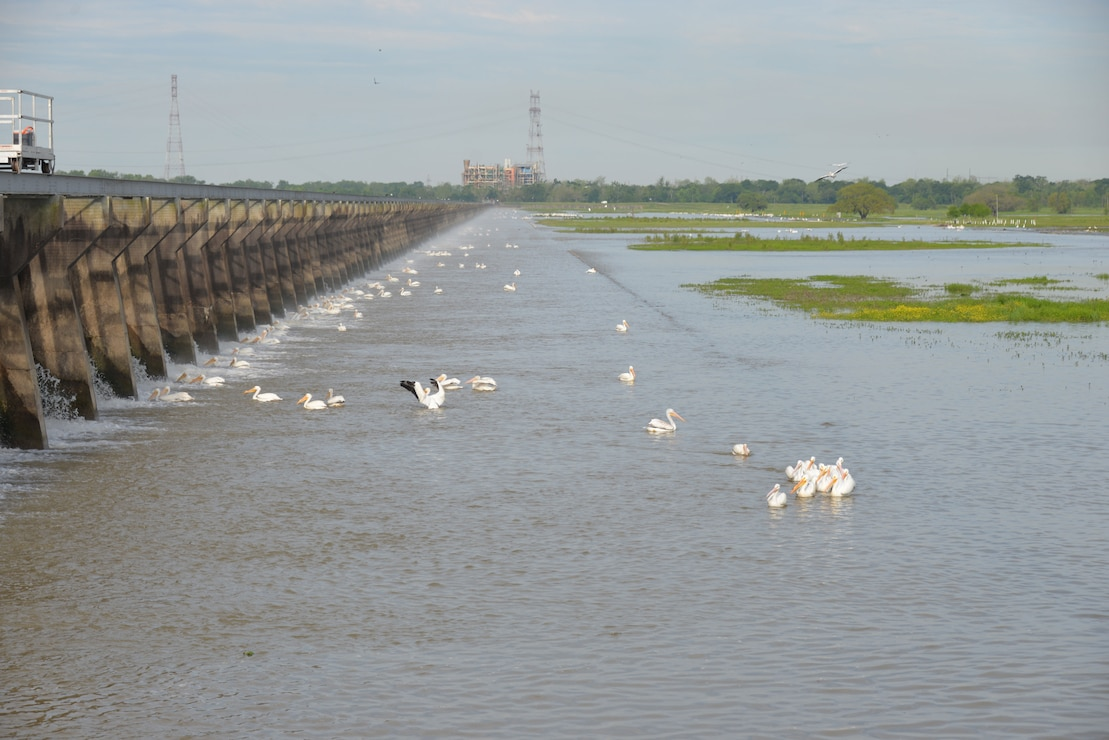 Spillway Opening