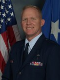Brig. Gen. Darrin D. Lambrigger official photo