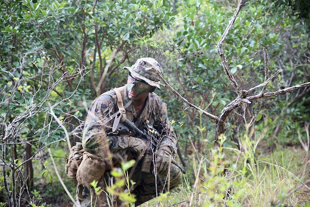 Corps requests proposals for tropical uniforms, plans to field in 2020