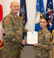 Ayers Promoted to Tech Sgt