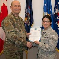 Fontana Promoted to Staff Sgt