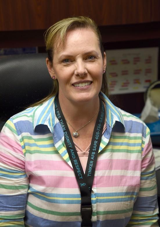 Tinker Frontlines: Meet Pam Cowns