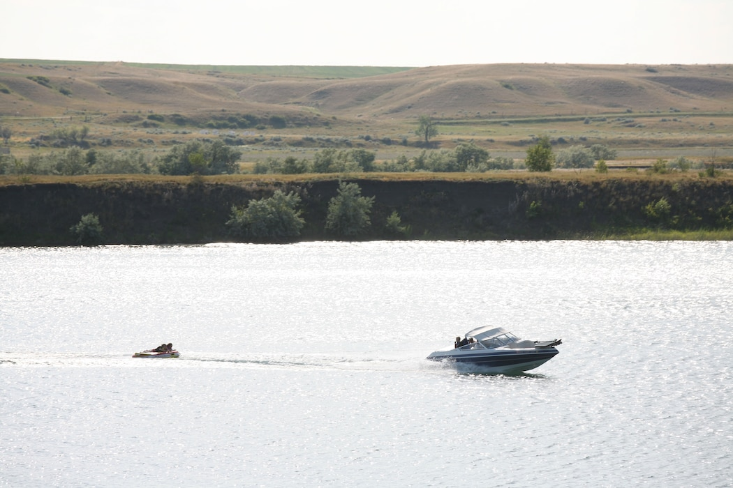 Well known for its fishing, camping, and hunting; Lake Oahe also offers many other recreational activities including water sports, paddling, bird watching, and simply relaxing at the lake!