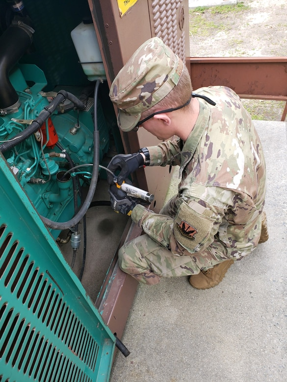 A simple change in Air Force oil change procedures may save the Air Force over $1 million per year, while also helping protect the environment.