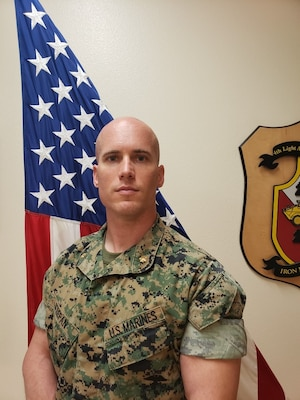 Commanding Officer, Headquarters Company, 4th Light Armored Reconnaissance Battalion