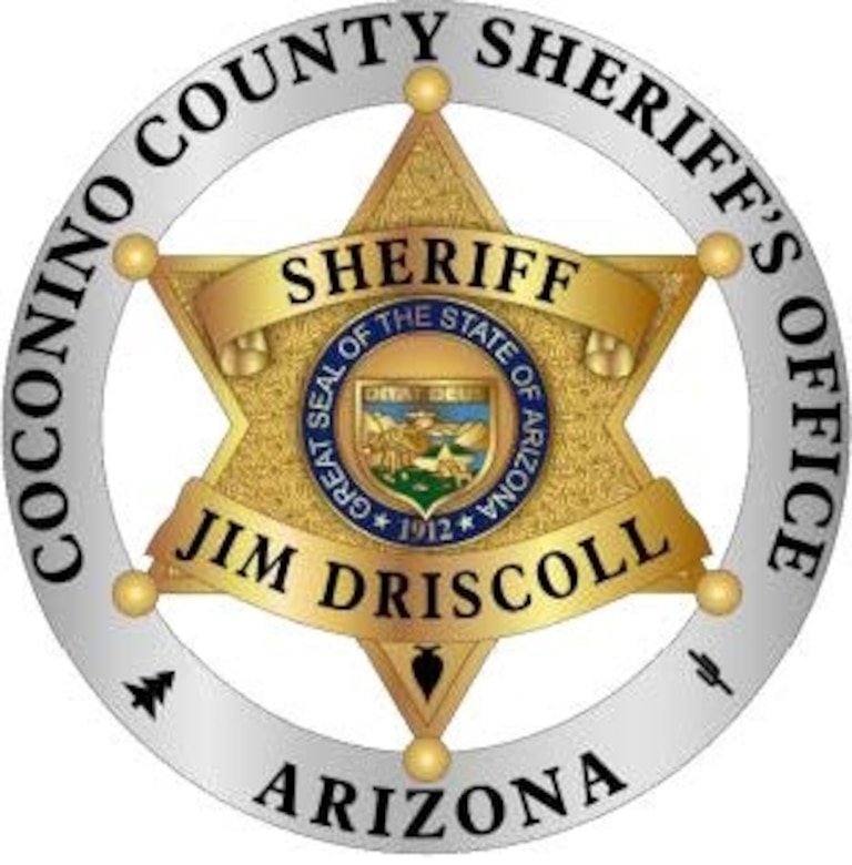 Office of Special Investigations Detachment 421, Luke Air Force Base, Ariz., worked with the Coconino County Sheriff's Office and others in the joint homicide investigation leading to the arrest of a Luke Airman. (Coconino County Sheriff's Office graphic)