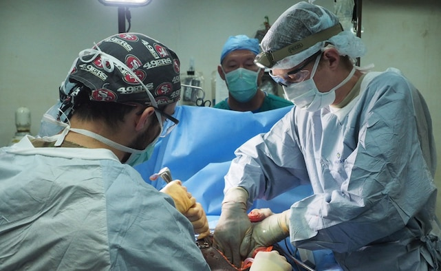 From surgical to pandemic response