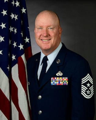 Command Chief Master Sgt.