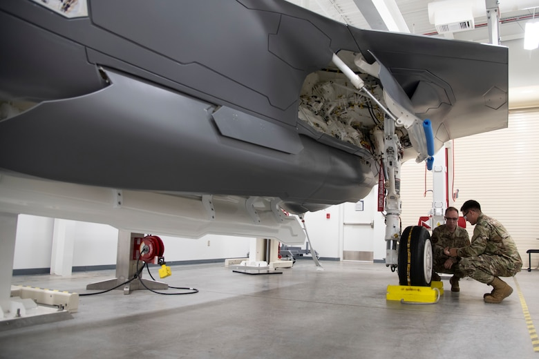 The F-35 ATC is the enterprise's sole source of maintenance training, developing maintainers for three U.S. branches of service and 10 participating countries.