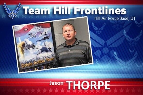 Team Hill Frontlines: Jason Thorpe