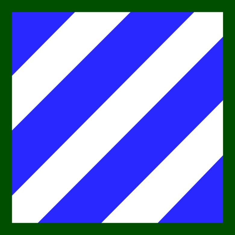 3rd Infantry Division Crest