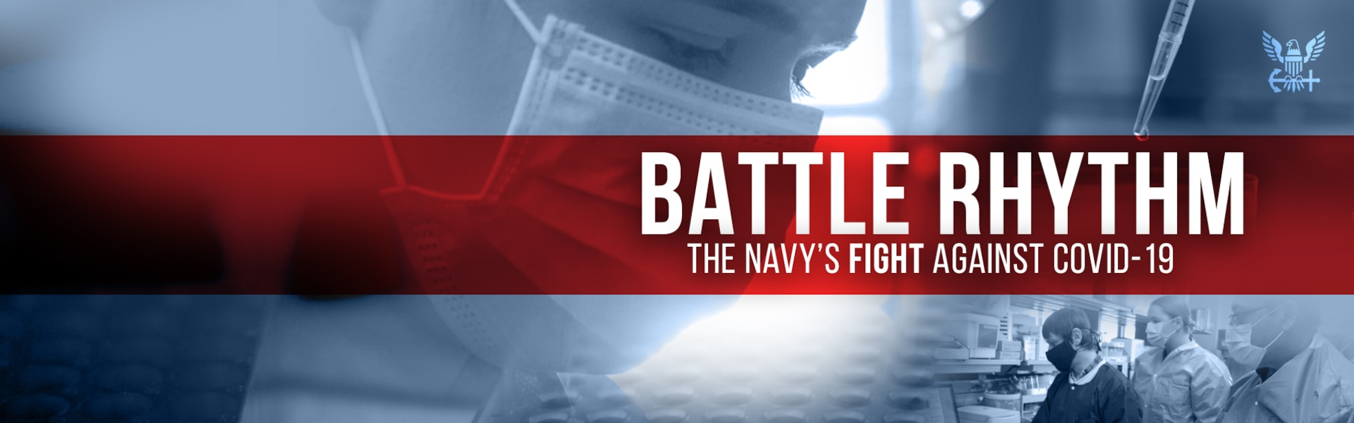 Battle Rhythm The Navy's Fight Against COVID-19