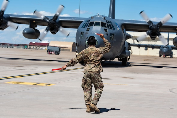 Air Commando maintainers keep Cannon's mission on course during pandemic.