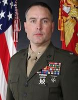 Lieutenant Colonel Alfred L. Butler IV, 2nd Battalion, 2nd Marine Regiment commanding officer