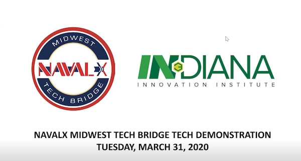 The NavalX Midwest Tech Bridge and Indiana Innovation Institute (IN3) hosted their first technology demonstration featuring companies across the Hoosier state.