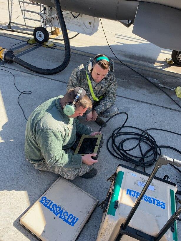 Final M7.2+ Kitproof effort held at Nellis AFB 24-27 Feb 2020