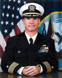 Captain Andrew P. Johnson, USN