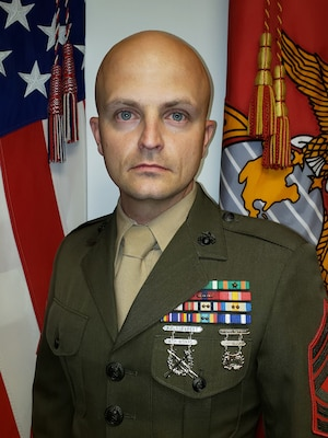 Inspector Instructor First Sergeant, 4th Air Naval Gunfire Liaison Company