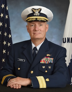 Photo of Rear Admiral Douglas M. Schofield