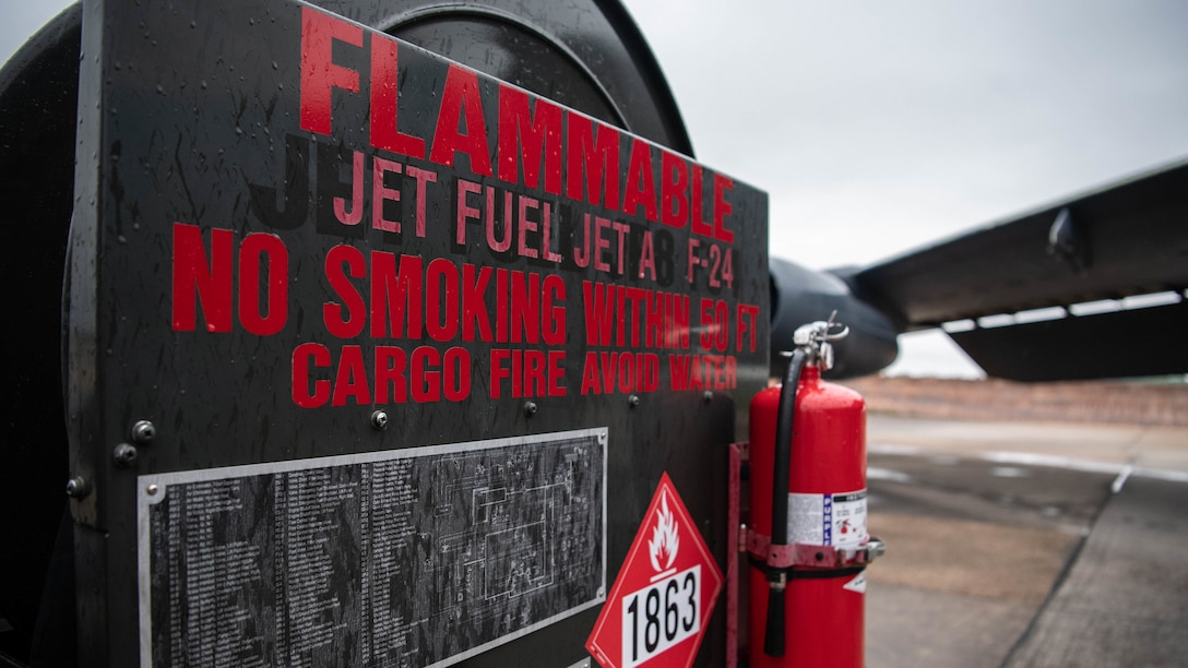 Planes don't fly without fuel