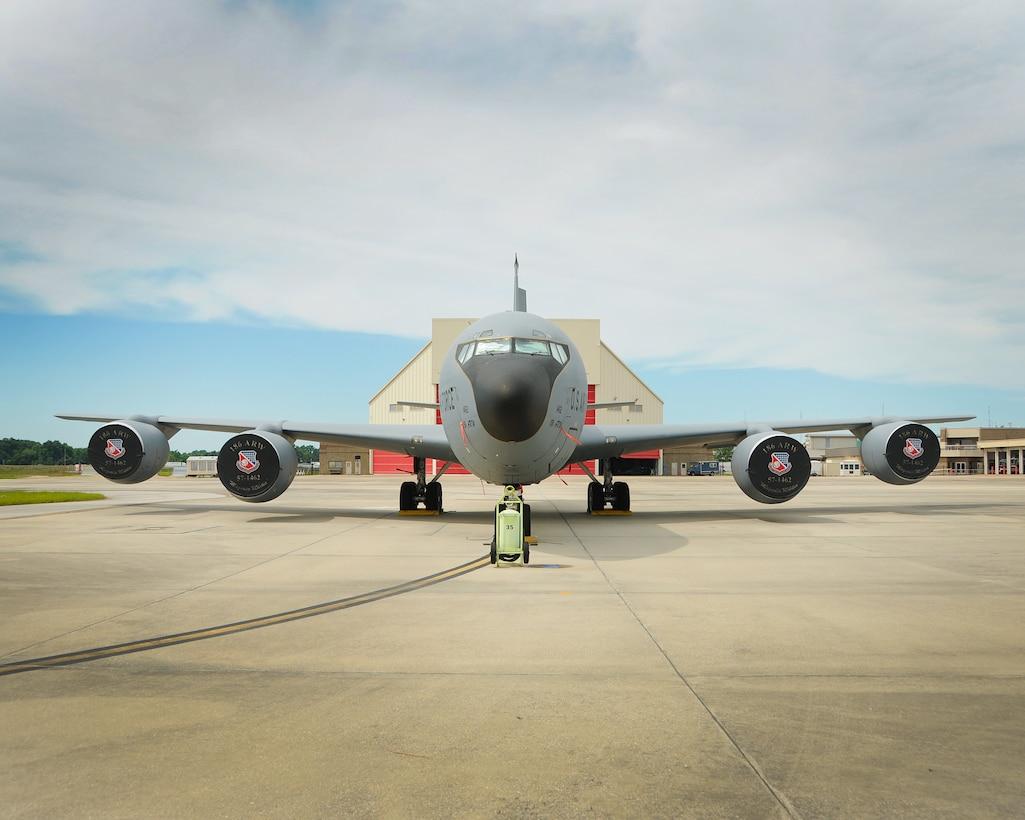 KC-135 R Stratotanker