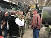 U.S. Army Aviation and Missile Command Commander Maj. Gen. Todd Royar visits AMCOM's Aviation Center Logistics Command Missiles and Fires Division at Fort Sill, Oklahoma. The team there ensures training equipment is safe and reliable so Fort Sill can focus on generating the Army's future force.
