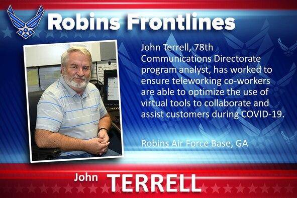 Robins Frontlines: John Terrell