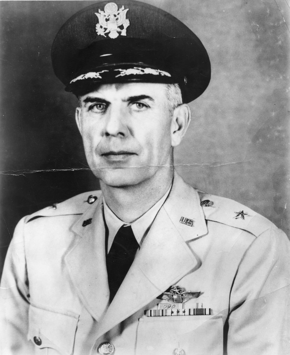 This is the official portrait of Brig. Gen. Don Z. Zimmerman.