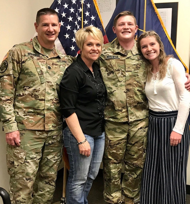 Utahns continue to volunteer for military service despite increased restrictions on recruiting and in-processing during the COVID-19 pandemic, according to recruiting officials in the Utah National Guard, April 29, 2020.